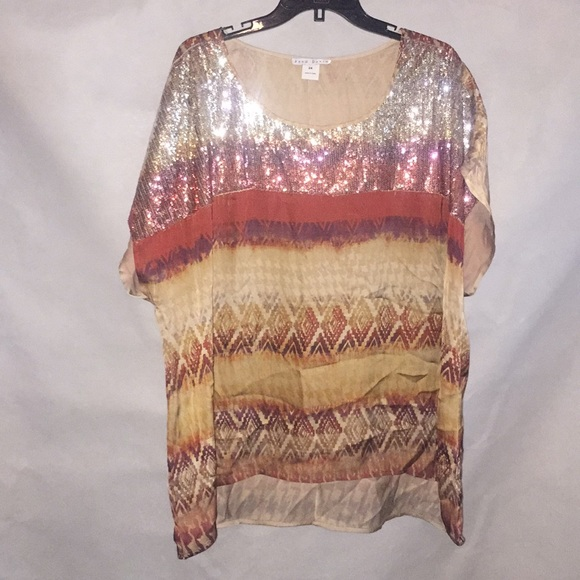 fred david Tops - Pretty Blouse Top